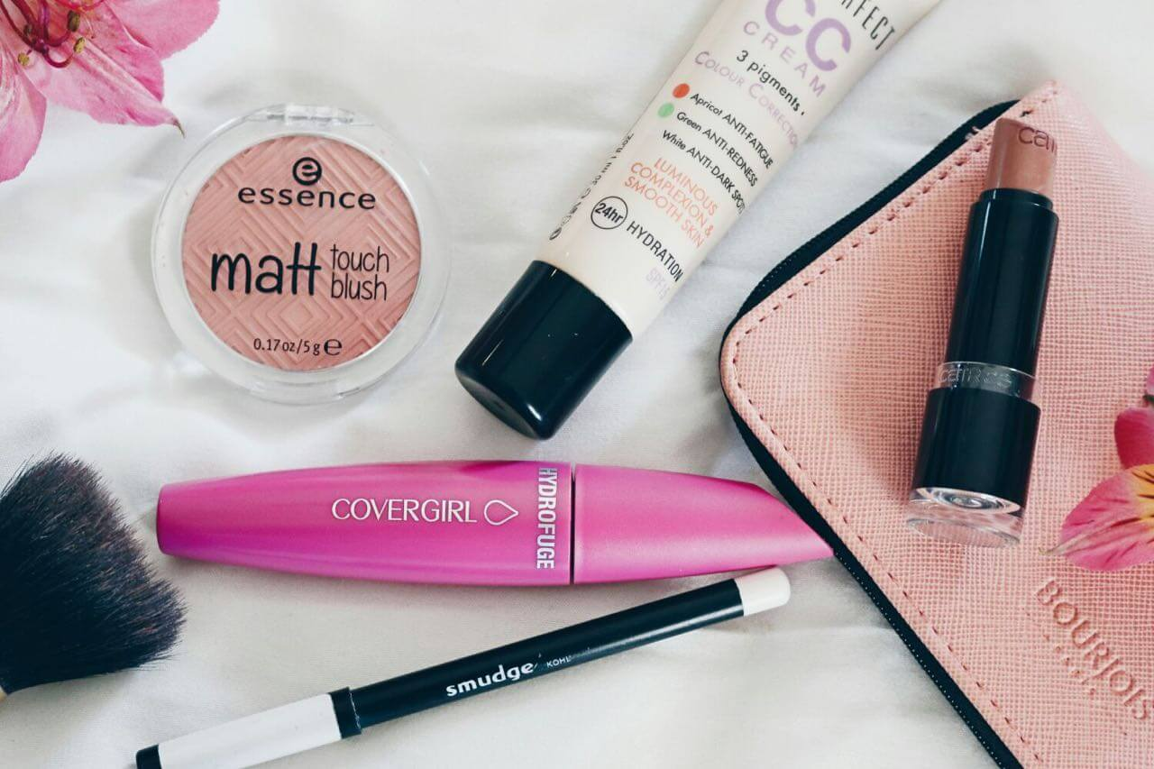 My Favourite Five Minute Makeup Brands