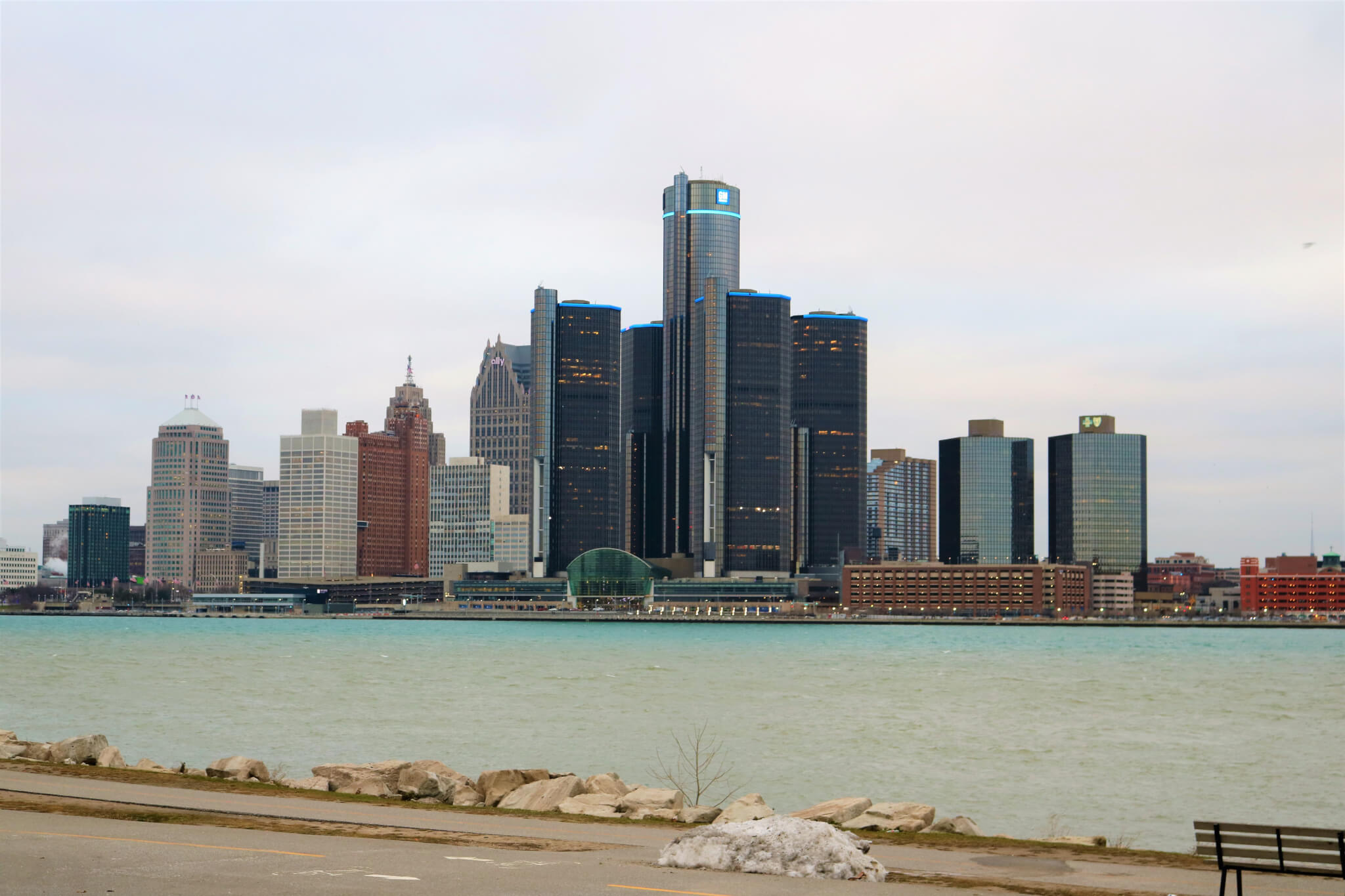 Detroit travel bucket list
