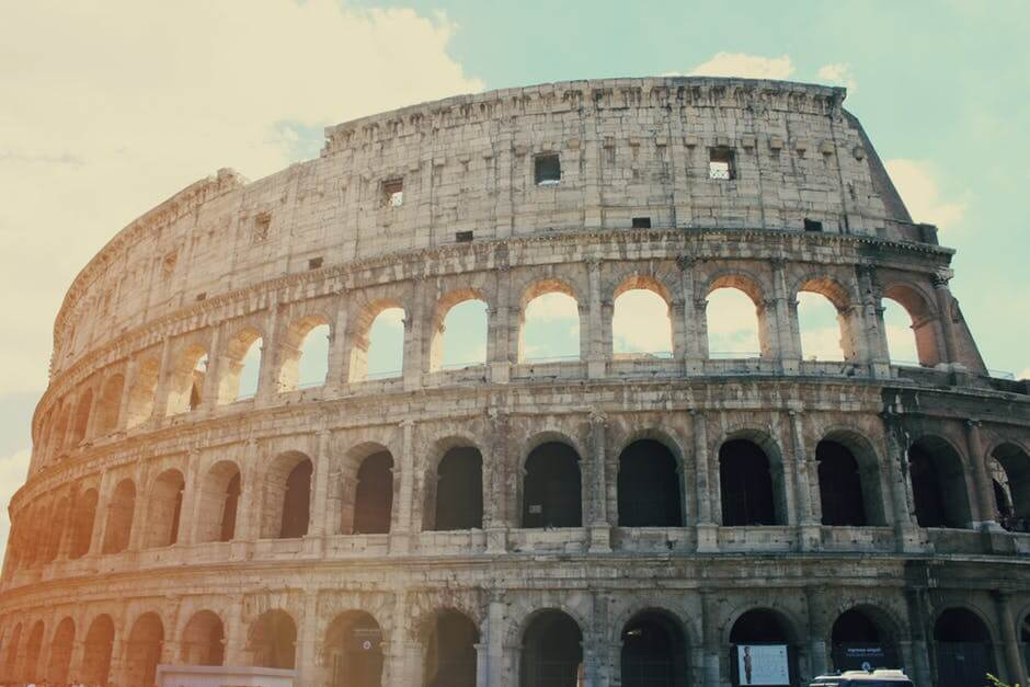 Rome travel bucket list