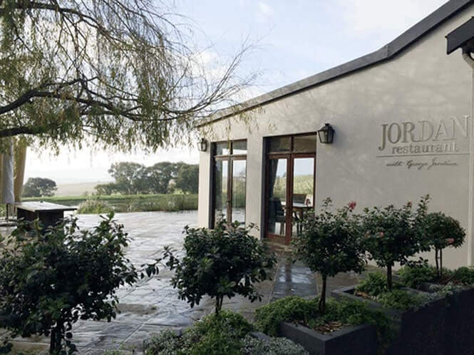 Weekend Shenanigans at Jordan Wine Estate (Stellenbosch)