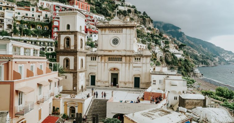 The Top 7 Instagram Hot Spots in Positano, Italy
